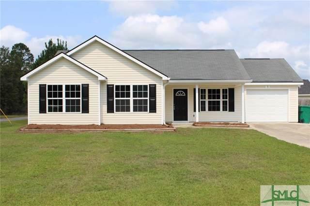 1 Glenmore Drive, Guyton, GA 31312 (MLS #212819) :: McIntosh Realty Team