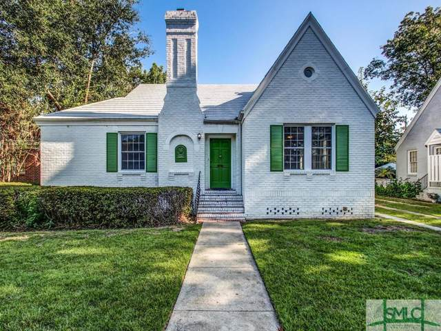 604 E 57th Street, Savannah, GA 31405 (MLS #212820) :: McIntosh Realty Team