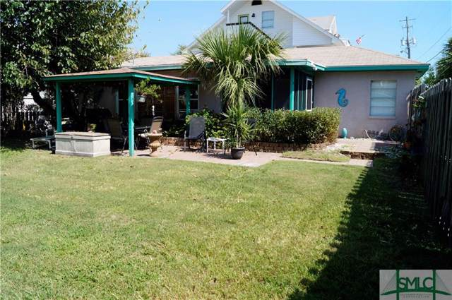 8 17th Place, Tybee Island, GA 31328 (MLS #212821) :: Keller Williams Realty-CAP