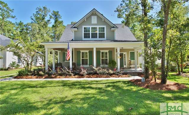 255 Ridgewood Park Drive S, Richmond Hill, GA 31324 (MLS #212827) :: Keller Williams Realty-CAP