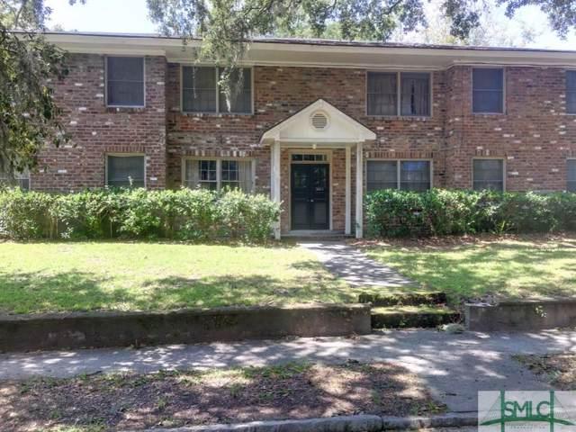 3411 Bull Street #2, Savannah, GA 31405 (MLS #212829) :: Coastal Savannah Homes