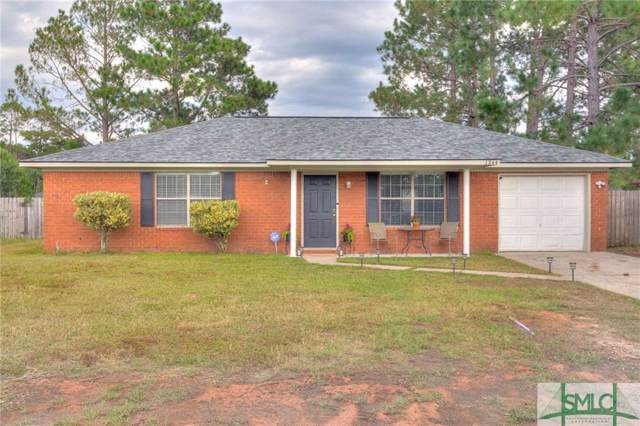 1244 Pineridge Way, Hinesville, GA 31313 (MLS #212832) :: RE/MAX All American Realty