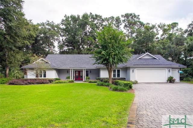 167 Yam Gandy Road, Savannah, GA 31411 (MLS #212836) :: The Randy Bocook Real Estate Team