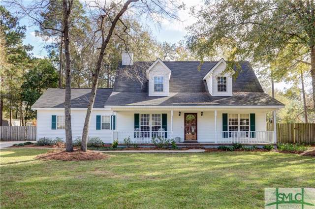 104 Cottonwood Drive, Rincon, GA 31326 (MLS #212838) :: The Sheila Doney Team