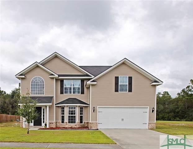 1123 Creekside Circle, Hinesville, GA 31313 (MLS #212841) :: Teresa Cowart Team