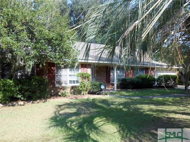 41 Barrington Circle, Savannah, GA 31419 (MLS #212850) :: The Arlow Real Estate Group
