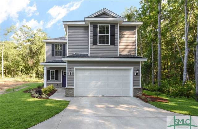 29 Spartina Lane, Richmond Hill, GA 31324 (MLS #212851) :: Keller Williams Realty-CAP