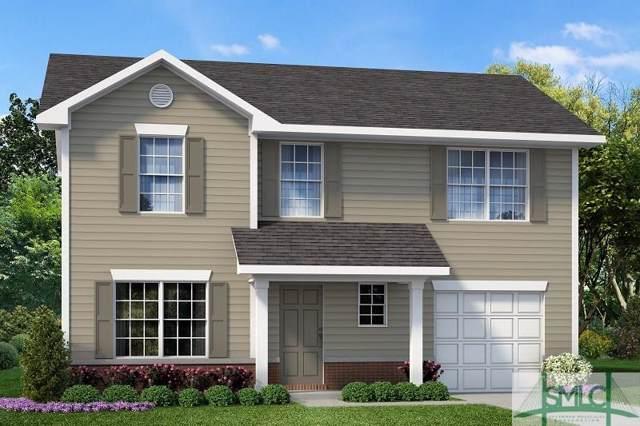1834 Wiregrass Way, Hinesville, GA 31313 (MLS #212854) :: Teresa Cowart Team