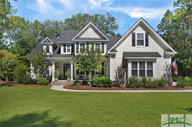 860 St. Catherine Circle, Richmond Hill, GA 31324 (MLS #212863) :: McIntosh Realty Team