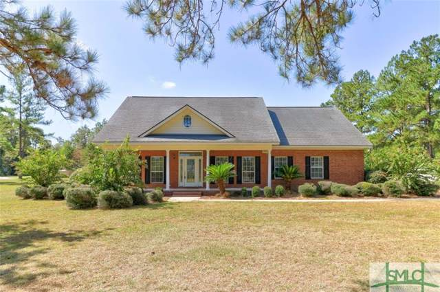 1298 Midland Road, Guyton, GA 31312 (MLS #212869) :: The Sheila Doney Team