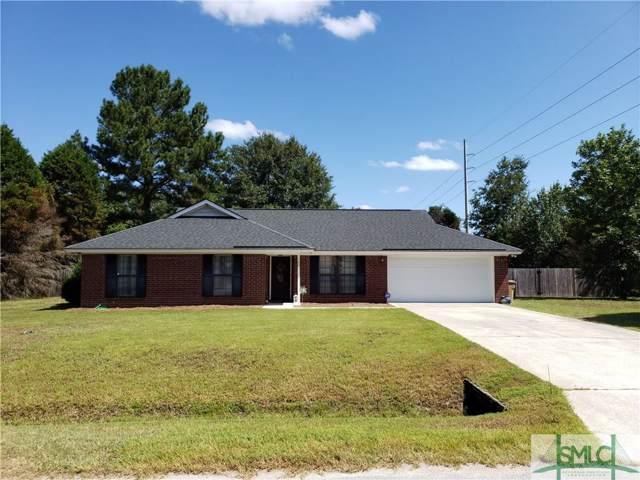 102 Rosewood Drive, Guyton, GA 31312 (MLS #212877) :: The Sheila Doney Team