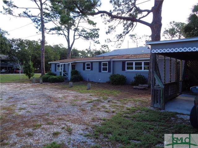 602 Miller Avenue, Tybee Island, GA 31328 (MLS #212879) :: The Randy Bocook Real Estate Team