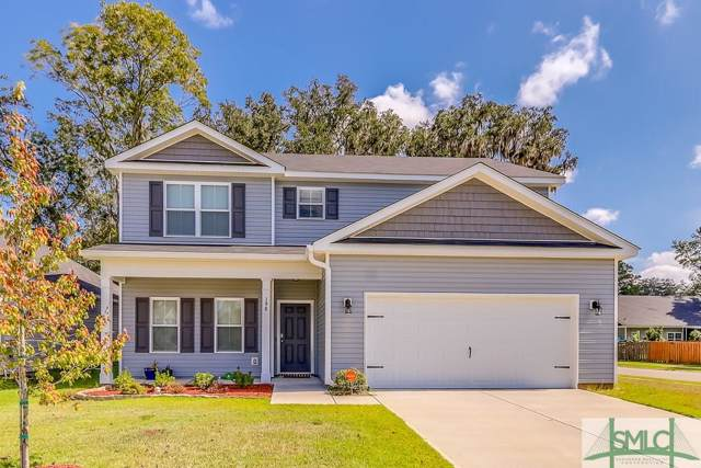 198 Sawgrass Drive, Savannah, GA 31405 (MLS #212882) :: McIntosh Realty Team