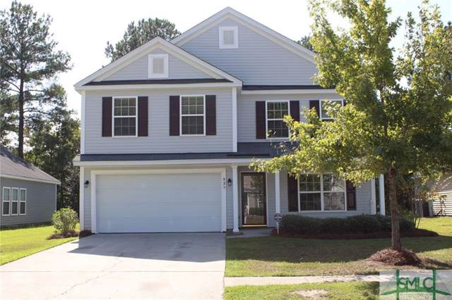 229 Tigers Paw Drive, Pooler, GA 31322 (MLS #212886) :: The Sheila Doney Team