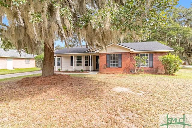 14 Tammys Circle, Pooler, GA 31322 (MLS #212898) :: The Sheila Doney Team