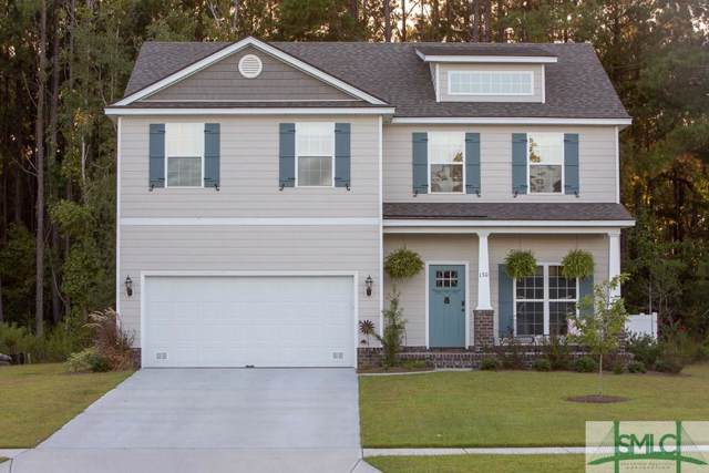 130 James Drive, Richmond Hill, GA 31324 (MLS #212907) :: Keller Williams Realty-CAP