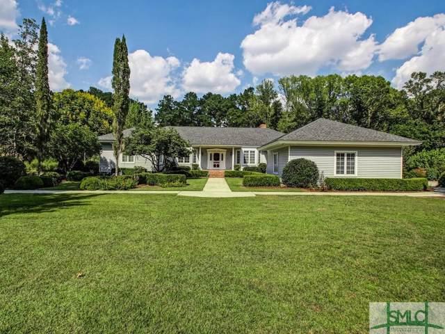 231 Buckhalter Road, Savannah, GA 31405 (MLS #212911) :: Coastal Savannah Homes
