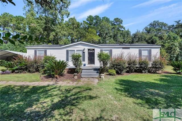 195 Barnard Road, Richmond Hill, GA 31324 (MLS #212925) :: The Randy Bocook Real Estate Team