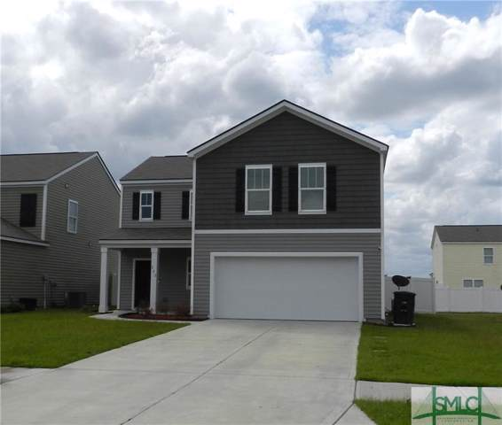 242 Bender Street, Hinesville, GA 31313 (MLS #212926) :: The Arlow Real Estate Group