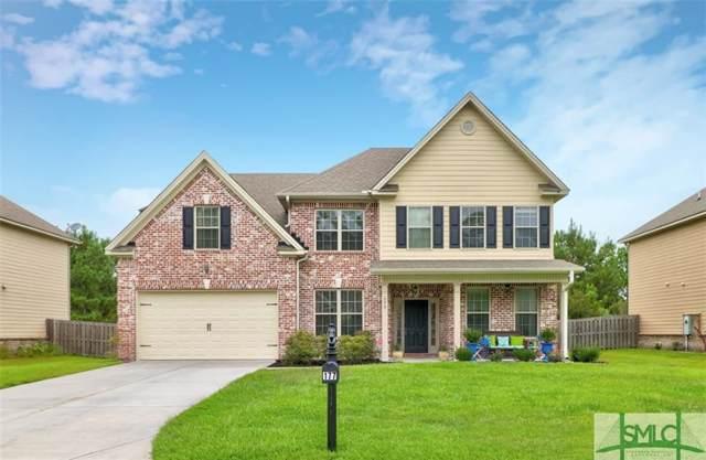 177 Clover Pointe Circle, Guyton, GA 31312 (MLS #212927) :: The Randy Bocook Real Estate Team
