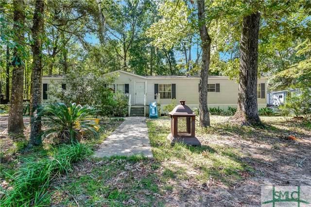 193 Barnard Road, Richmond Hill, GA 31324 (MLS #212931) :: The Randy Bocook Real Estate Team