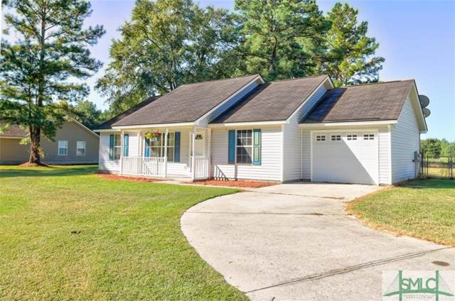 379 Archer Road, Guyton, GA 31312 (MLS #212938) :: The Sheila Doney Team