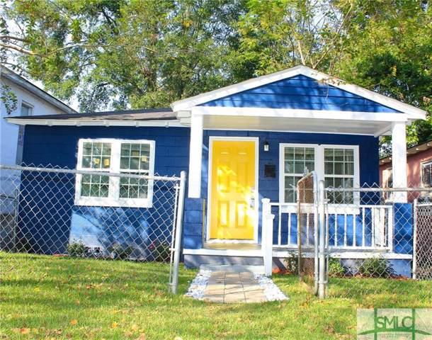 760 1/2 E Bolton Street, Savannah, GA 31401 (MLS #212939) :: The Randy Bocook Real Estate Team