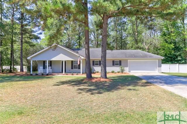 1232 Brooklet South Drive, Brooklet, GA 30415 (MLS #212941) :: Level Ten Real Estate Group