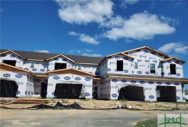 125 Birch Circle, Port Wentworth, GA 31407 (MLS #212943) :: Keller Williams Realty-CAP
