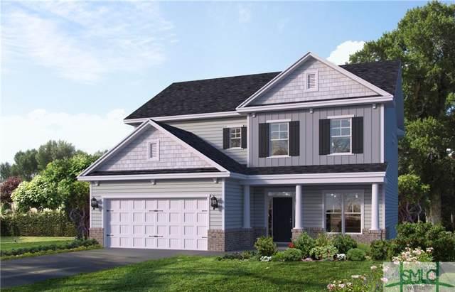 182 Greyfield Circle, Savannah, GA 31407 (MLS #212956) :: The Arlow Real Estate Group