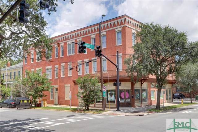 125 E Broad Street, Savannah, GA 31401 (MLS #212957) :: Level Ten Real Estate Group
