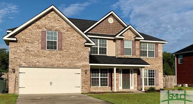 1015 Miles Crossing Other, Hinesville, GA 31313 (MLS #212959) :: The Sheila Doney Team