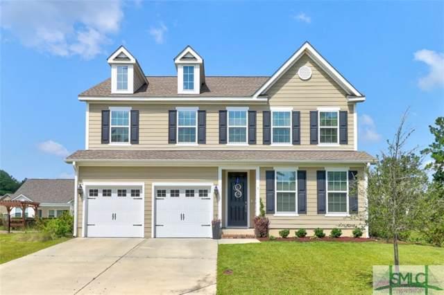 7 Ashstead Lane, Pooler, GA 31322 (MLS #212973) :: Heather Murphy Real Estate Group