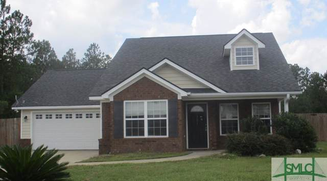 151 Parish Loop NE, Hinesville, GA 31313 (MLS #212974) :: Teresa Cowart Team