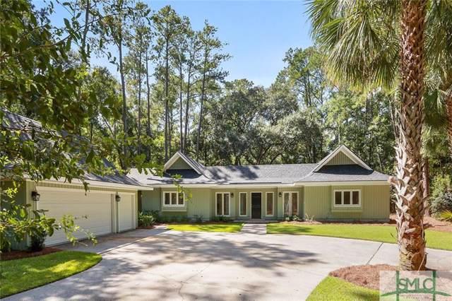 3 Senauki Lane, Savannah, GA 31411 (MLS #212984) :: Keller Williams Coastal Area Partners