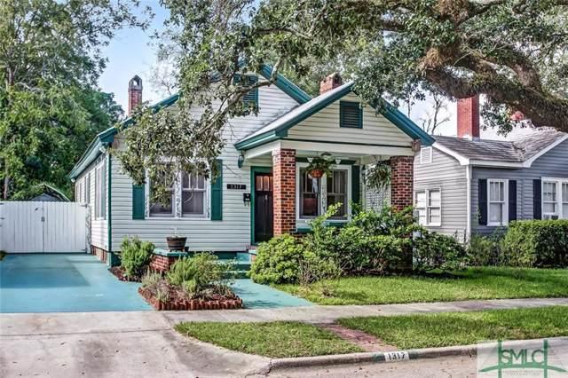 1317 E 41st Street, Savannah, GA 31404 (MLS #212986) :: Keller Williams Coastal Area Partners