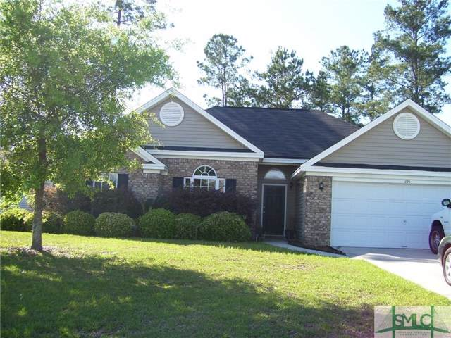 136 Pampas Drive, Pooler, GA 31322 (MLS #212987) :: The Sheila Doney Team