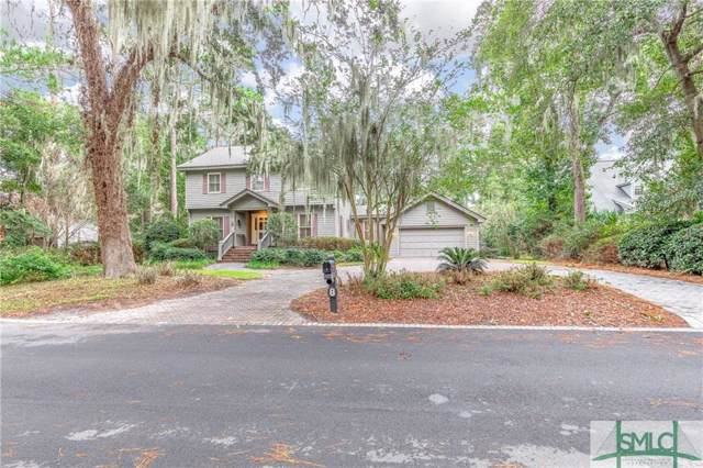 8 Twiggs Lane, Savannah, GA 31411 (MLS #213040) :: Keller Williams Coastal Area Partners