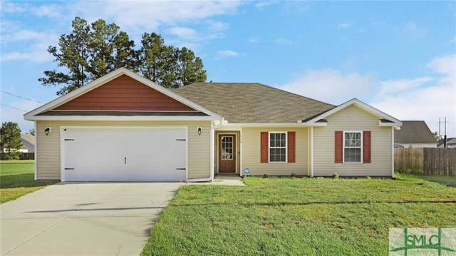 110 Bonnie Circle, Ellabell, GA 31308 (MLS #213048) :: Partin Real Estate Team at Better Homes and Gardens Real Estate Legacy