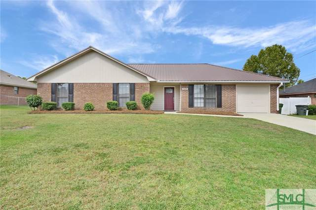846 Sagewood Drive, Hinesville, GA 31313 (MLS #213050) :: Partin Real Estate Team at Better Homes and Gardens Real Estate Legacy