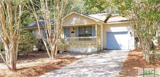 129 Stockbridge Drive, Savannah, GA 31419 (MLS #213075) :: Liza DiMarco