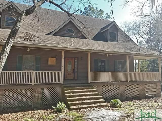 298 Early Street, Springfield, GA 31329 (MLS #213077) :: Heather Murphy Real Estate Group