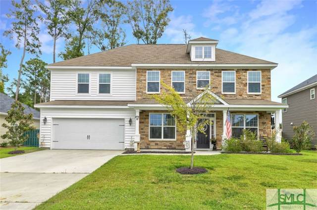 35 Shelton Street, Richmond Hill, GA 31324 (MLS #213113) :: Liza DiMarco
