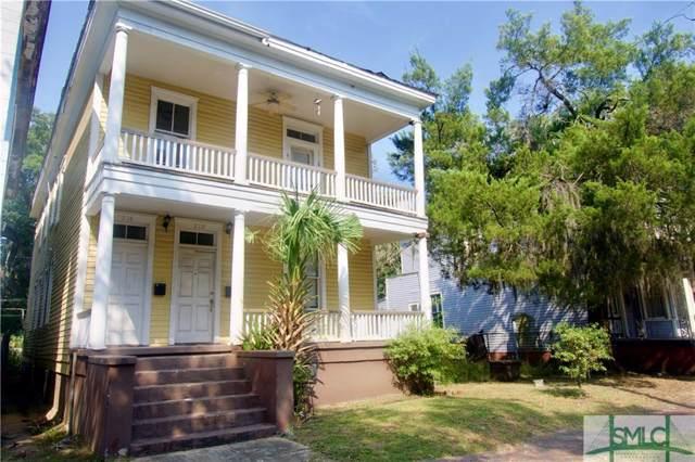 212 W 39th Street, Savannah, GA 31401 (MLS #213116) :: The Randy Bocook Real Estate Team