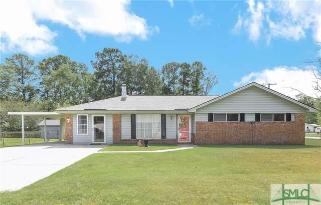 7 W Moore Street, Bloomingdale, GA 31302 (MLS #213120) :: The Randy Bocook Real Estate Team