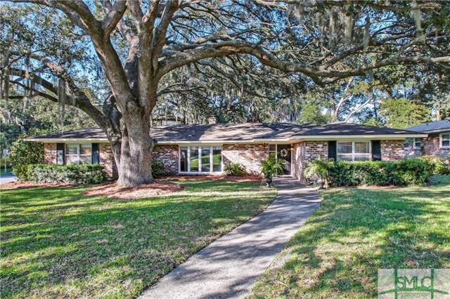 2002 Colonial Drive, Savannah, GA 31406 (MLS #213135) :: Keller Williams Coastal Area Partners