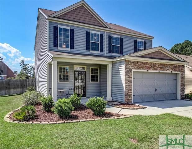 123 Shady Grove Lane, Savannah, GA 31419 (MLS #213136) :: Heather Murphy Real Estate Group