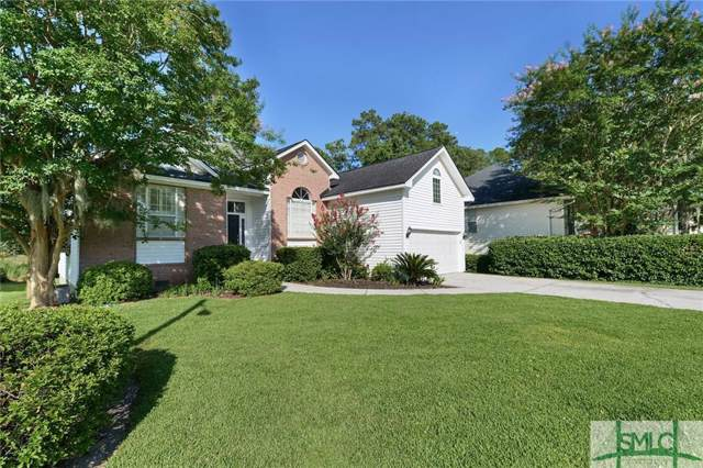 128 Vickery Lane, Savannah, GA 31410 (MLS #213137) :: Liza DiMarco