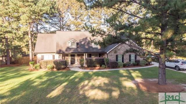 107 Sweet Briar Trail, Statesboro, GA 30458 (MLS #213140) :: The Arlow Real Estate Group