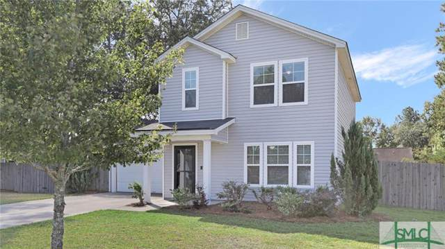 84 Mossy Oak Drive, Springfield, GA 31329 (MLS #213144) :: Keller Williams Coastal Area Partners